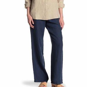 Tommy Bahama Linen Wide Leg Pants NWT